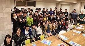 松山の学生寮